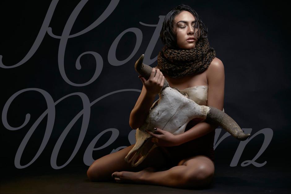 marcosvaldés|FOTÓGRAFO® feat Diana Palma HOT WESTERN shooting