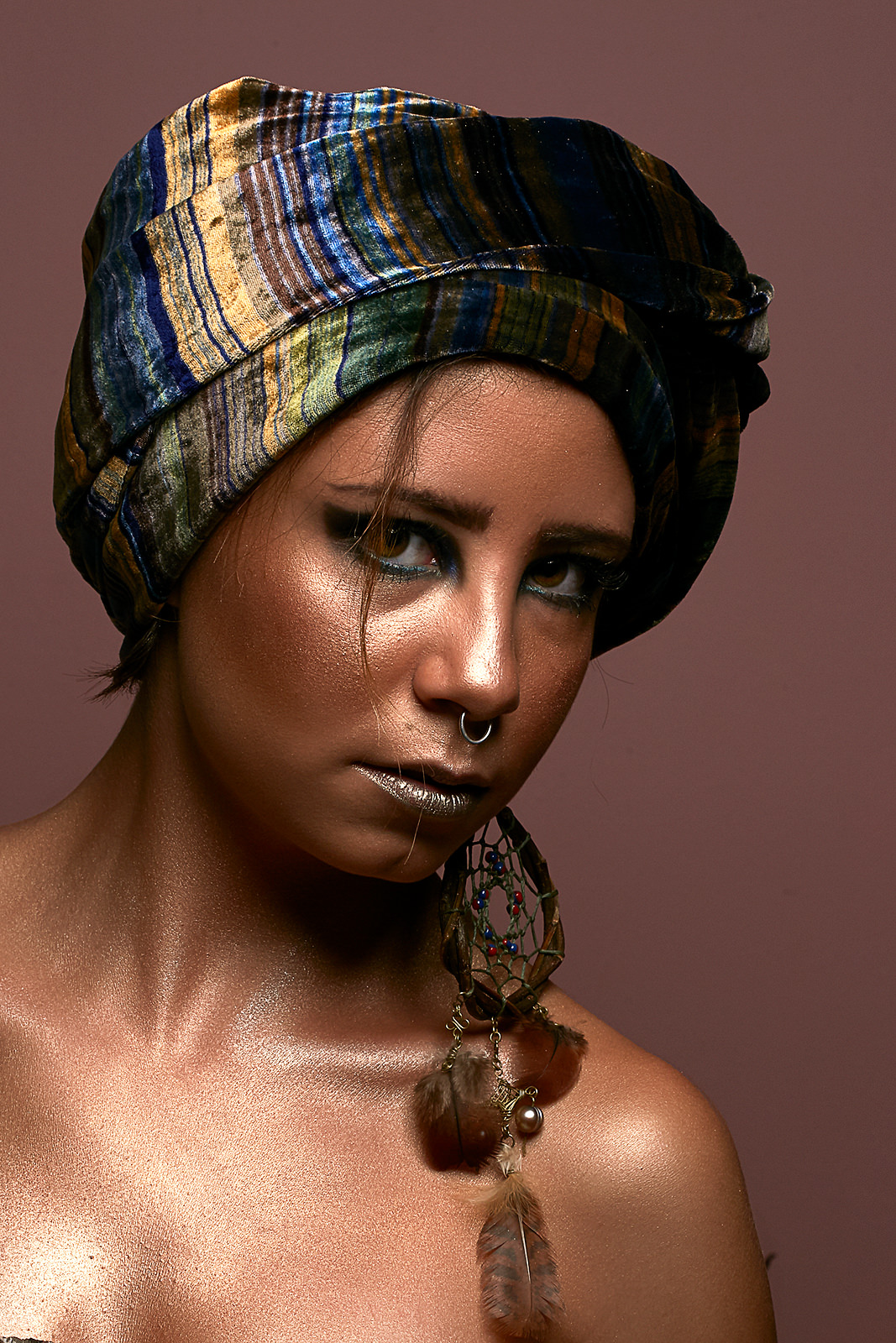 Marcos Valdés Beauty and fashion photographer