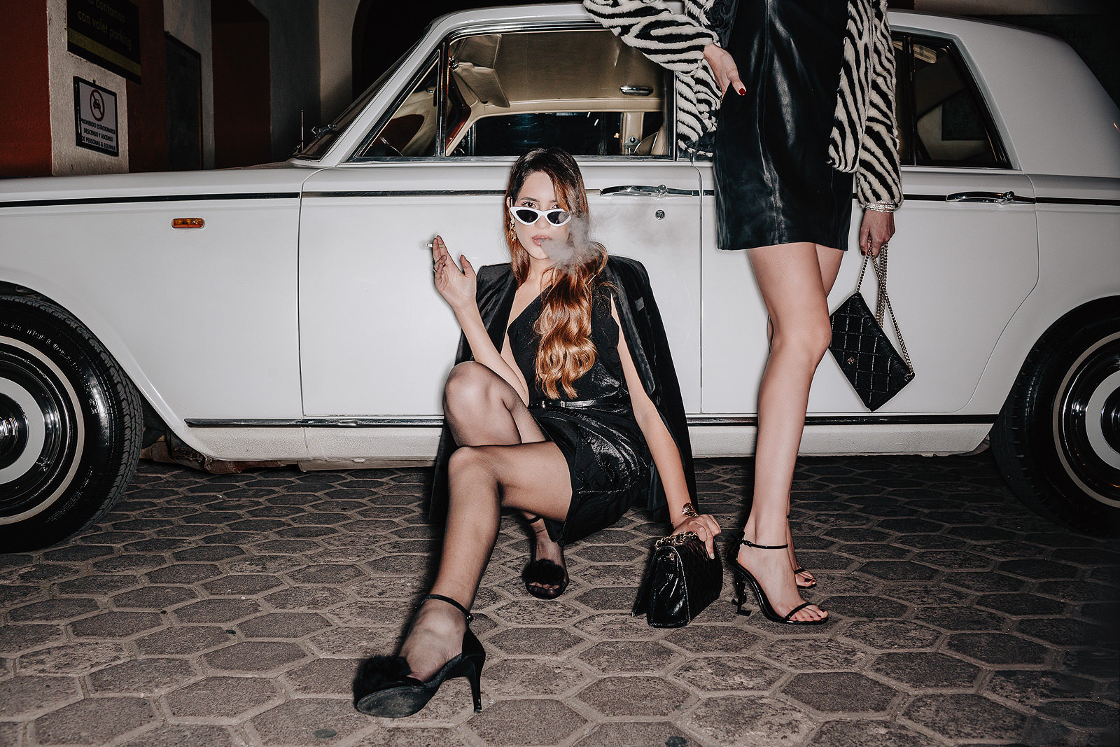 Fashion Photographer marcosvaldés|FOTÓGRAFO® // Night Party Girls